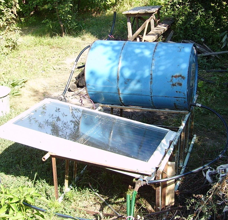 Так, вода постоянно циркулируя, нагревается.  Еще в тему нашла на компе подборку материалов, к сожалению, уже...
